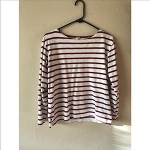 Levi's Long Sleeve Striped Shirt